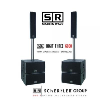 Bộ dàn âm thanh SR DIGIT THREE 6000 made in Italy