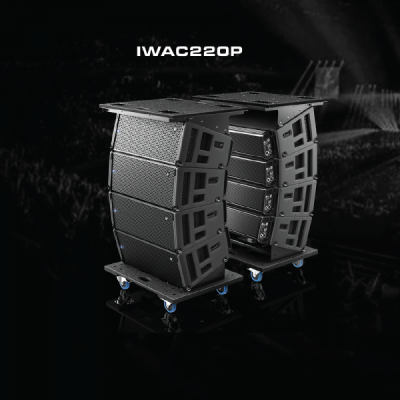 Line Array IWAC220P Verity Audio