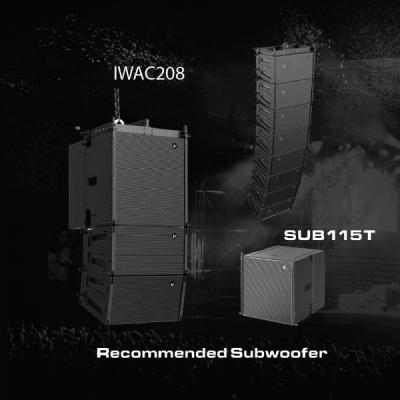Line Array IWAC208 Verity Audio