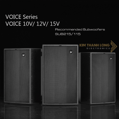 Loa Verity Voice 12V