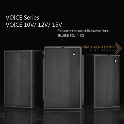 Loa Verity Voice 12V