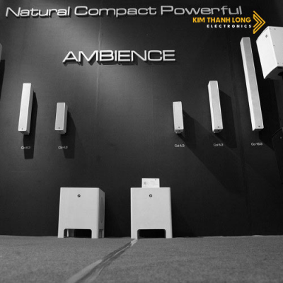 Verity Audio AMBIENCE Column System