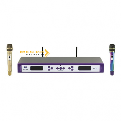 Micro karaoke cao cấp Lingrui JG18