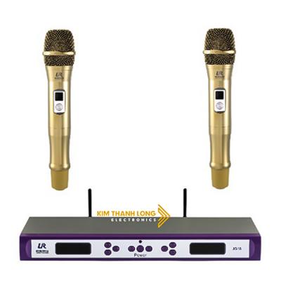 Micro karaoke cao cấp Lingrui JG16
