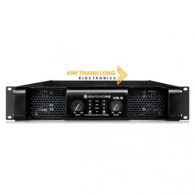 Power Amplifier X Series Soundard Audio