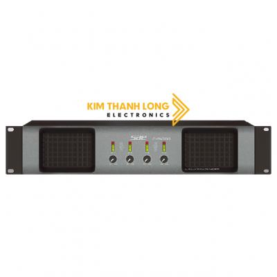 Main Power Amplifier CQ Series Sae Audio