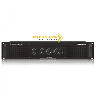 Main Power Amplifier GB4600 Sound Standard
