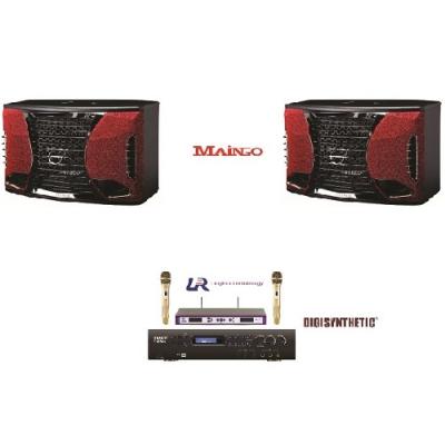 Dàn karaoke gia đình giá rẻ Maingo LS60V