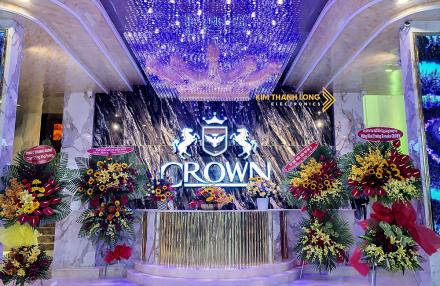 Karaoke Crown một sân chơi lớn