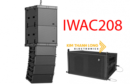 IWAC208 are using in a event in Shanghai Import Expo Center