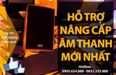Hỗ trợ Nâng Cấp cho các cơ sở Karaoke, nhà hàng tiệc cưới, hội trường, Bar, Pub, Lounge...
