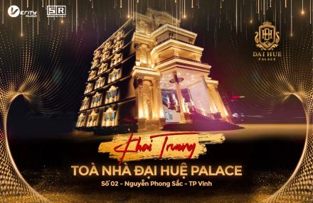 Tưng bừng khai trương Trung tâm Tổ chức Sự kiện Tiệc cưới Karaoke Đại Huệ White Palace